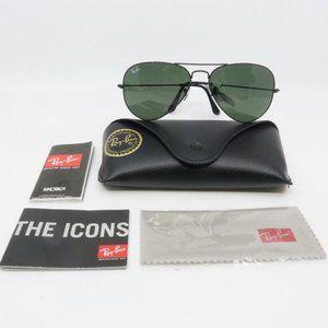 Ray Ban Aviator Sunglasses RB3025A